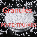 White Masterbatch Plastic Granules