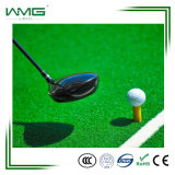 Outdoor and Indoor Green Landscaping Artificial Grass for Golf Field