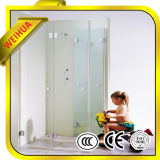 Tempered Glass/Frosted Glass for Shower Room Door Panels