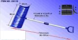 Demountable Telescopic Plastic Snow Shovel