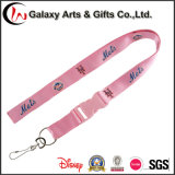Sublimation Printing Lanyard with Detachable Buckle