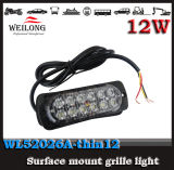 Super Thin LED Surface Mounted Light Police Car Light