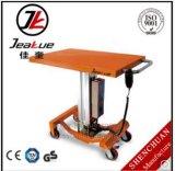 Single Column Electric Lift Table