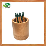 Natural Bamboo Pen Holder / Pen Container