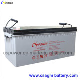 IEC Approved Deep Cycle Solar Battery 12V200ah 3years Free Replace