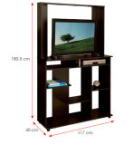 Living Room Furniture Wooden Cabinet TV Stands (HX-DR014)