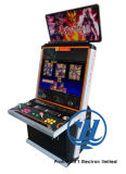 Coin Operated New Street Fighter Video Arcade Fighting Game Machine for Sale (ZJ-AR-ST13)