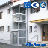 Manufacturer Wholesale Best Villa Residential Small Elevator for 2 Person One More Inspection