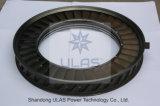 Casting Part Nozzle Ring 14.50sq Investment Casting Superalloy Engine Ulas