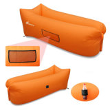 Fast Inflatable Air Bed Sofa Outdoor Hiking Camping Lounge Lazy Bag