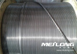 S32205 Duplex Stainless Steel Downhole Chemical Control Line Coiled Tubing