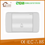 Made in China High Quality White Color Door Bell Switch