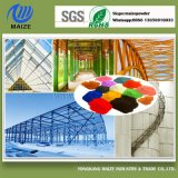 Anticorresive Powder Coating for Aluminum Framework