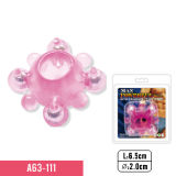 Hot Sale Super Magic Cock Ring with Bead Massager