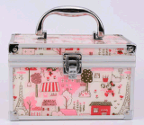 Portable Storage Professional Makeup Box Acrylic Makeup and Jewelry Cases
