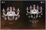 Elegant Design Magnificent Colourful Crystal Chandelier Light