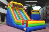 18 Feet High Best PVC Dry Inflatable Slide for Children