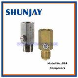 Brass or Stainless Steel Pressure Snubber Pulsation Dampener
