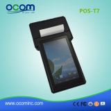 Touch Screen Handheld Android POS Terminal with GPRS