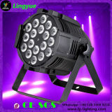 Hot Stage DJ 18X15W 5in1 LED PAR Can Lamp