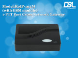 DBL High Performance Cross-Network SIP VoIP Gateway (RoIP-102)