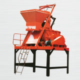 Js500 Batching Plant of Concrete Mixer Machine with Lift