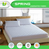 All Sizes Hypoallergenic White Bed Protection Pad Quilted Mattress Protector