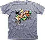 Wholesale Heather Printed Cotton T Shirt Kids (A635)