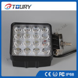 48W LED Car Light Square off Road LED Work Light