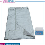 3 Zones Infrared Electric Thermal Blanket for Weight Loss
