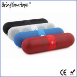 Pill Shape Bluetooth Speaker with 2 Speaker Driver (XH-PS-618)