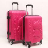 Cute ABS+PC Hardcase Hello Kitty Luggage Set