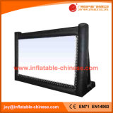 Commercial Use Outdoor PVC Inflatable Movie Screen S1-005