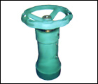 Vertical Style Gearbox Operators for Butterfly Valve