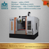 Vmc650L CNC Vertical Machining Center, 4 Axis 2 Rotary Tables