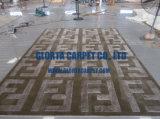 Hand Tufted / Woo& Silk Carpet