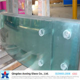 Curved/Bent Toughened/Tempered Glass for Building/Furniture with CCC