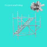 Ringlock Scaffolding for Building