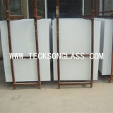 1.5mm Sheet Glass Mirror with White Painting