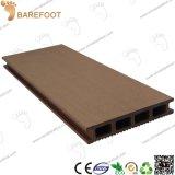 Wood Plastic Composite Decking Floor for Outdoor Decoration