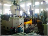 High Efficiency Conical Twin Screw Extruder for Profile/Pipe/Sheet