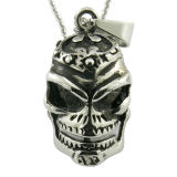 Gothic Skull Jewelry Fashion Pendant