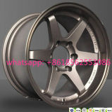 17-20inch Japan 4/5/6*100-139.7 Rays Racing Alloy Wheels