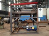 Horizontal Electric Organic Heat Carrier Boiler with Asme Certificate