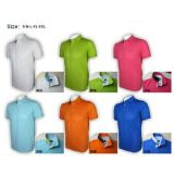 OEM Short Sleeve Golf T Shirt for Men Multi Color
