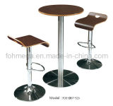 Cheap Swivel Bar Stool for Sale/Metal Bar Stools Wholesale (FOH-XM67-529)