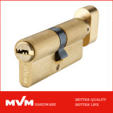 Door Lock Brass Cylinders with Thumbturn (P6P3030T)