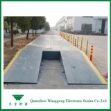100 Tonne Digital Weighbridge for Textile Industry