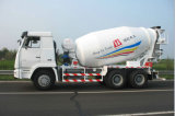 Hongda Good Quality 6m3 Concrete Mixing Truck