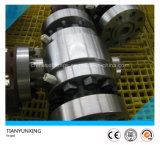 API High Pressure Forged Flanged Stainless Steel Ball Valve